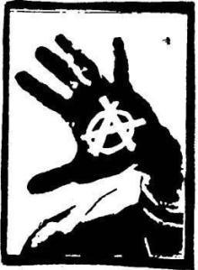 anarchist hand