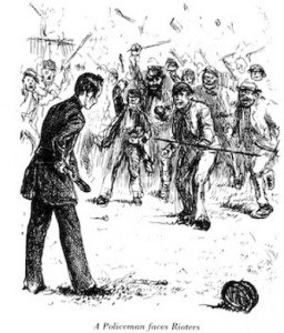 Guildford riots