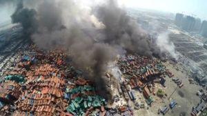 China disaster