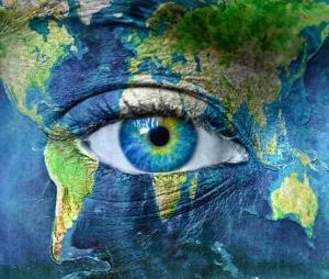 earth eye