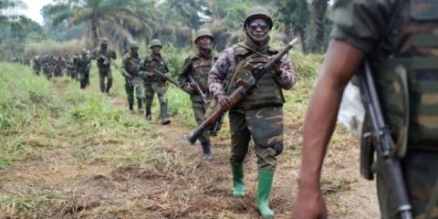 DRC army